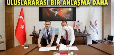 İSTE'DEN ULUSLARARASI BİR ANLAŞMA DAHA